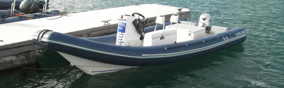 Port Tack Charter